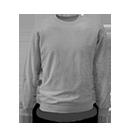 Bluzy damskie i męskie z kapturem z haftem komputerowym