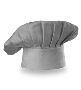 Czapka kucharska z własnym haftem logo