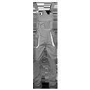 Spodnie robocze, ochronne z haftem
