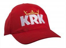 Haftowana aplikacja na czapce z daszkiem