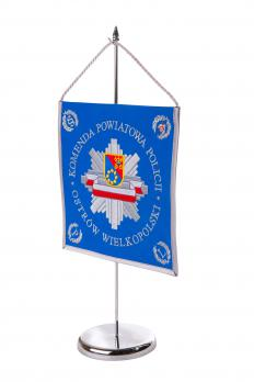 Logotyp haftowany maszynowo