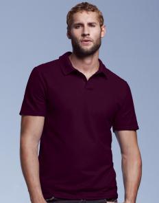 Haft komputerowy na koszulkach polo