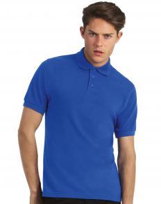Haftowana grafika na koszulce polo