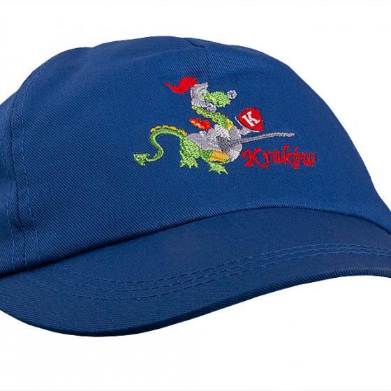 Grafika haftowana na czapce z daszkiem