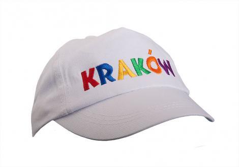 Haft reklamowy na czapce z daszkiem