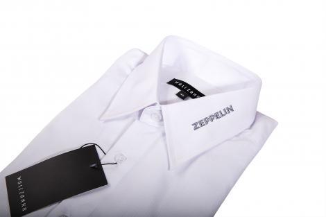 Koszula z haftowaną komputerowo grafiką